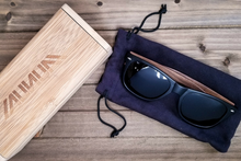 Load image into Gallery viewer, Wood Sunglasses