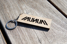 Load image into Gallery viewer, Wooden Keychain