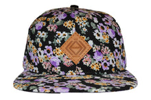 Load image into Gallery viewer, Flowered Out Snapbacks