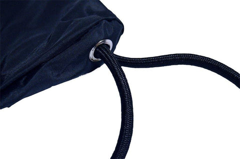 Microfiber Drawstring Backpack