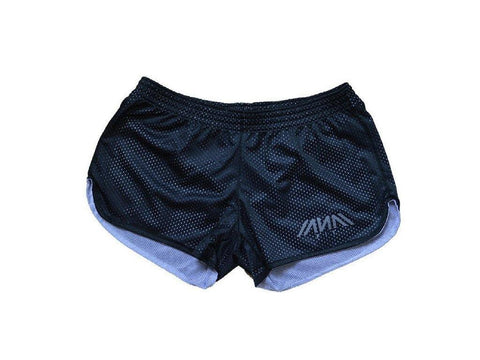 MNM Fit Women's Reversible Mesh Training Shorts