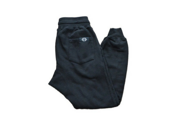 Unisex Fleece Cuffed Sweatpants