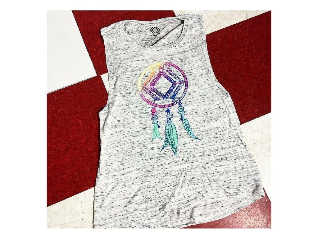 Women's Dreamcatcher Muscle Tee