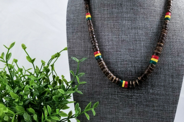 Rasta Necklace