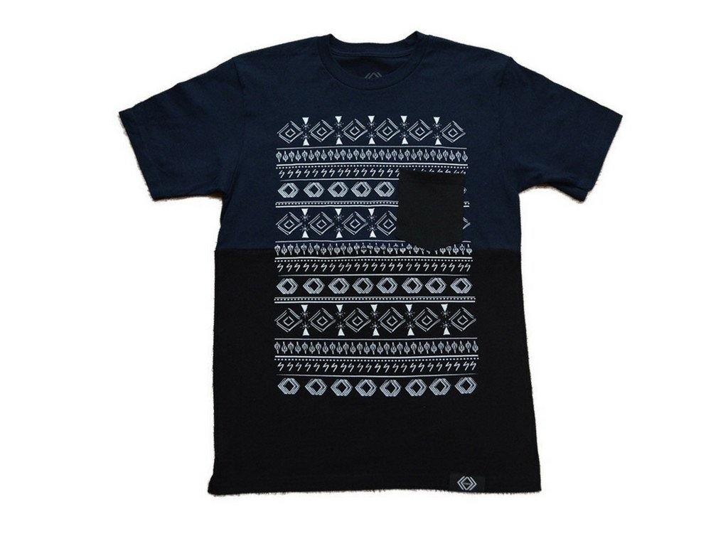 Men's Logo Pattern Tees