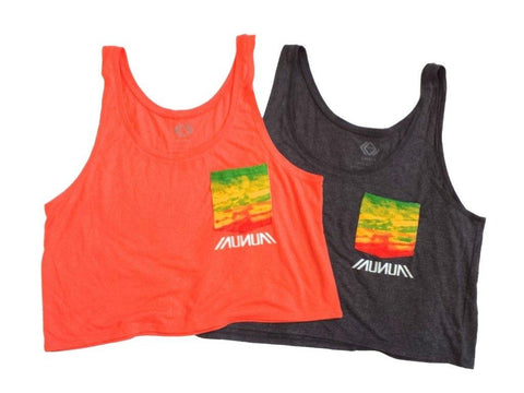 Women's Rasta Loose Tank Top