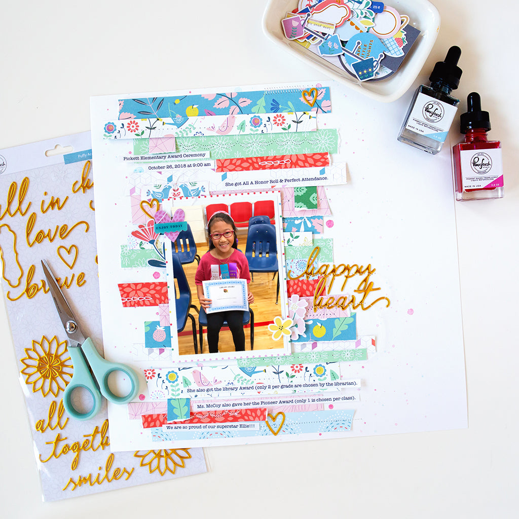 Playing catch up with the new Everyday Musings collection