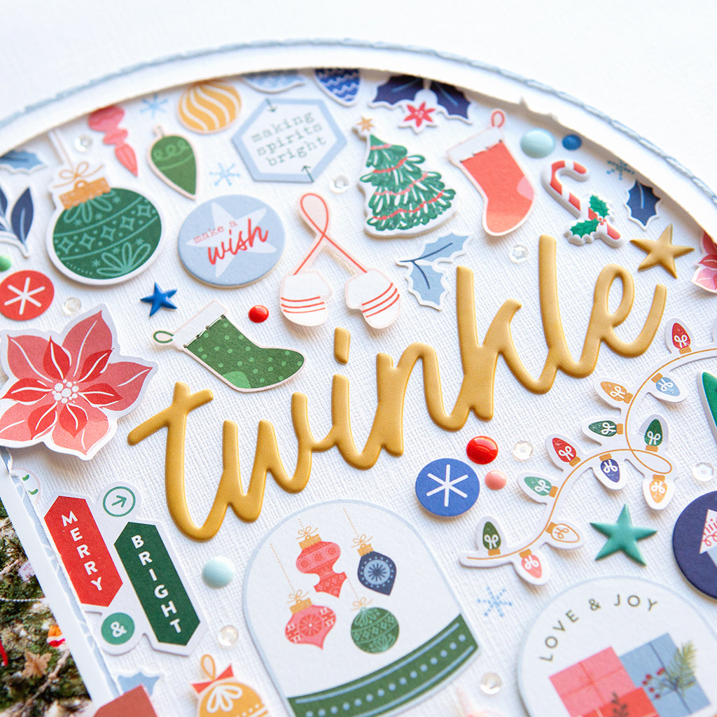Twinkle, featuring Oh What Fun! | Jung A