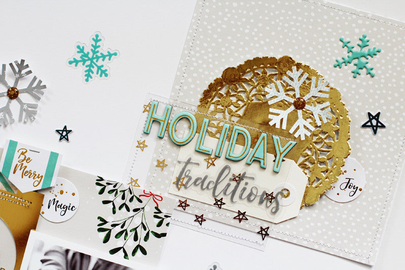 November Challenge Using the Oh Joy! Collection with Adrienne Alvis