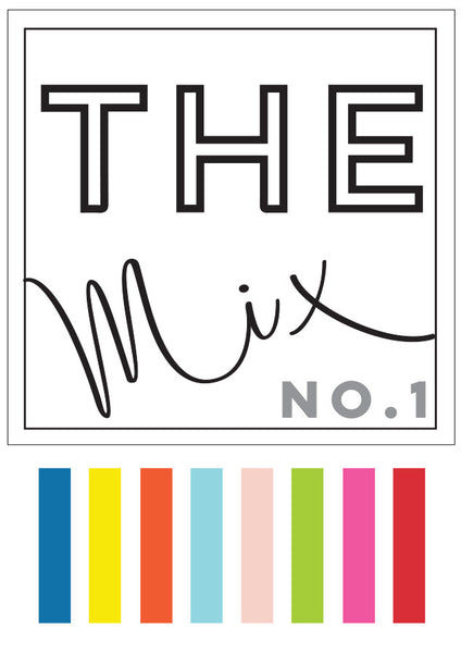 Introducing The Mix No. 1