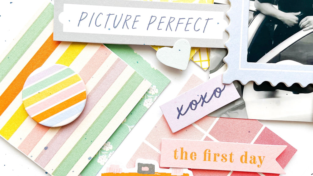 PICTURE PERFECT LAYOUT I KERSTIN SCHEIDLER