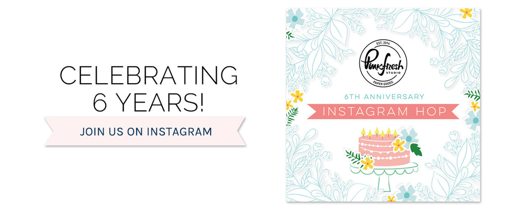 Celebrating 6 years with an Instagram Hop