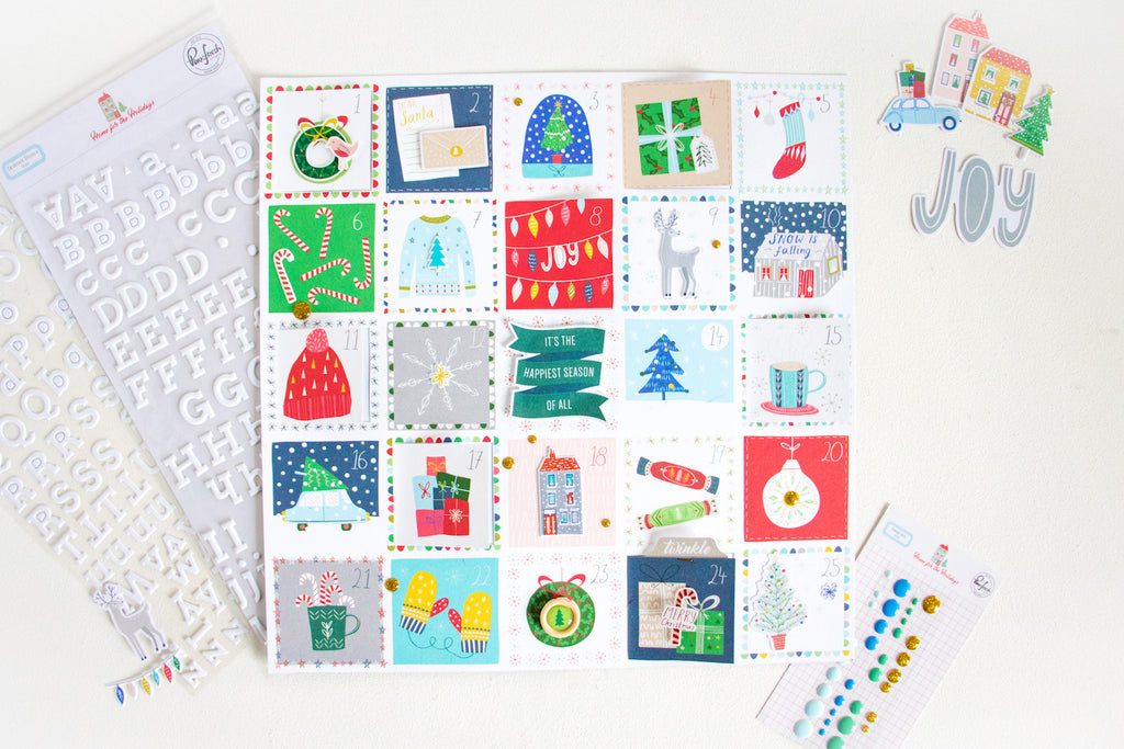 Home for the Holidays Layouts | Kathleen Graumüller