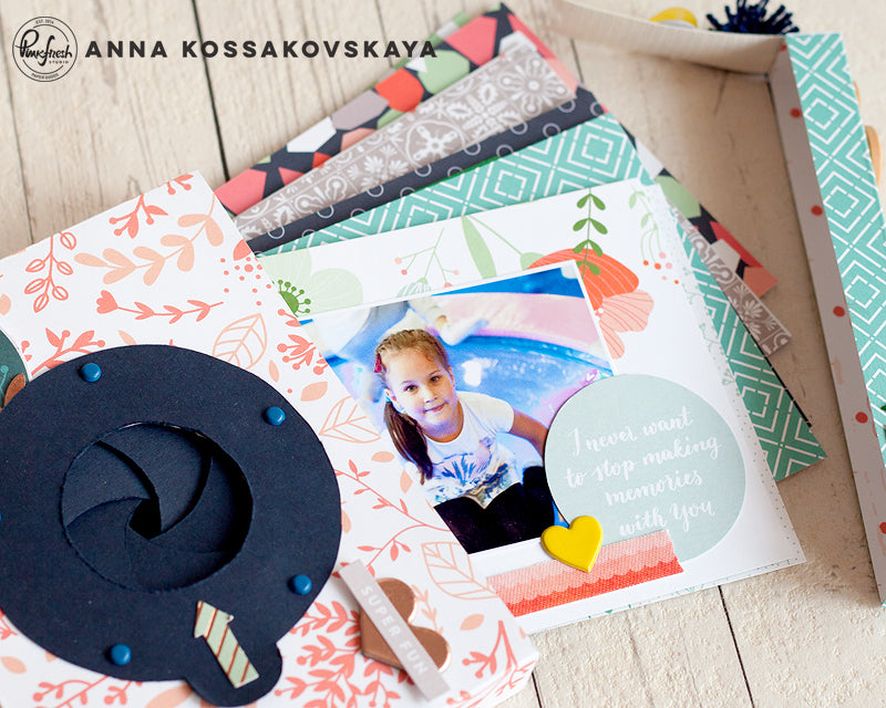 Interactive Camera mini with Anna and Be You collection