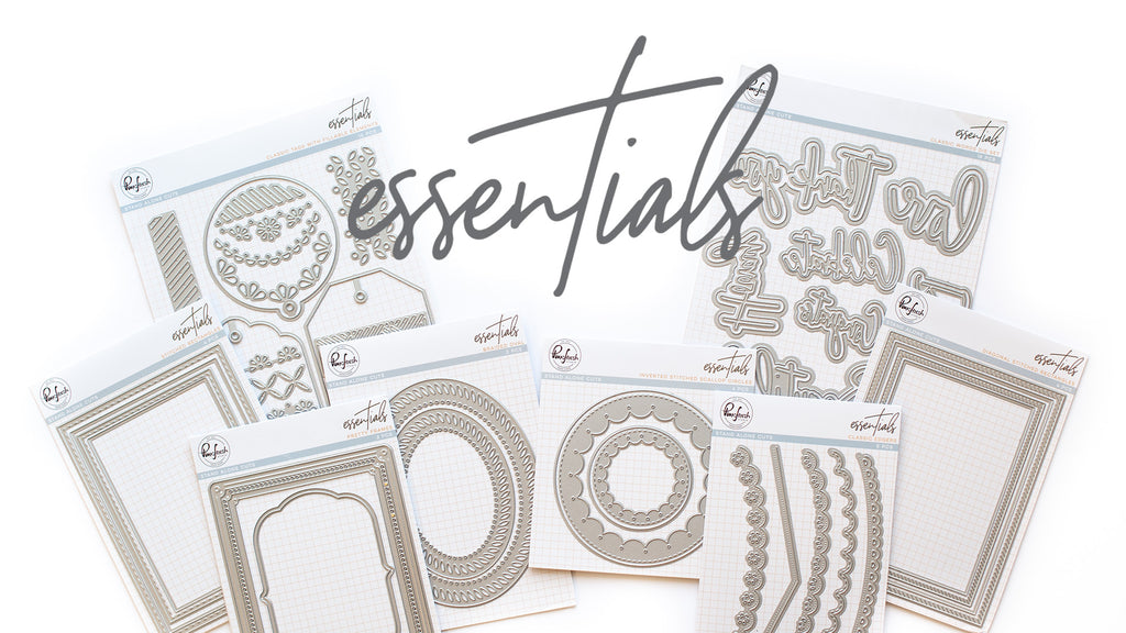 Pinkfresh Studio April Essentials Release Blog Hop