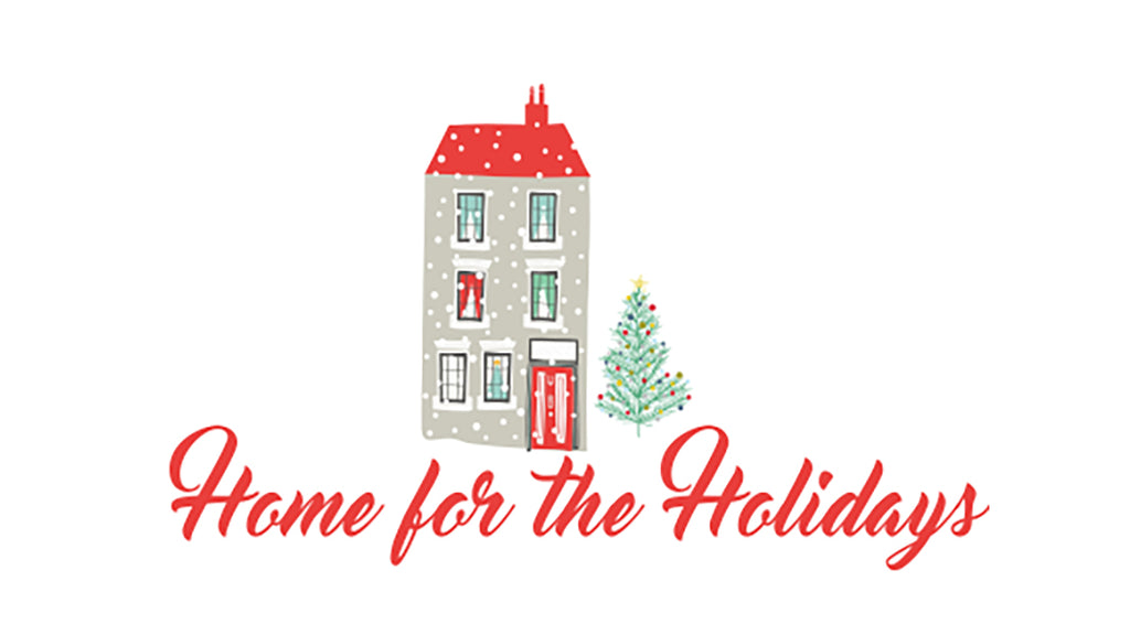 Paper Collection Reveal: Home for the Holidays