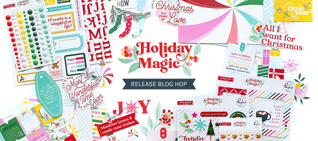 Holiday Magic Collection Release Blog Hop