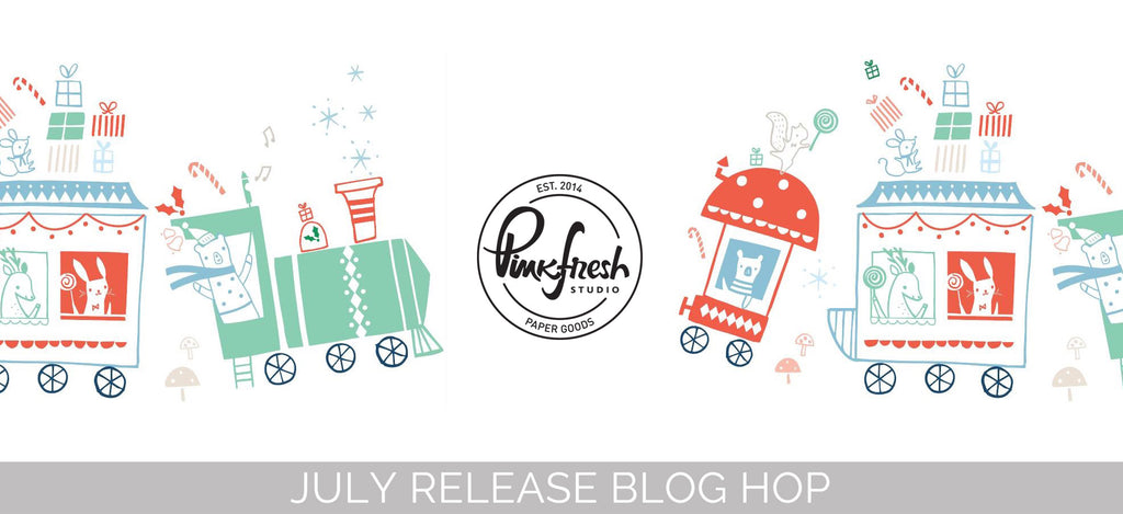 Pinkfresh Studio July Release Blog Hop