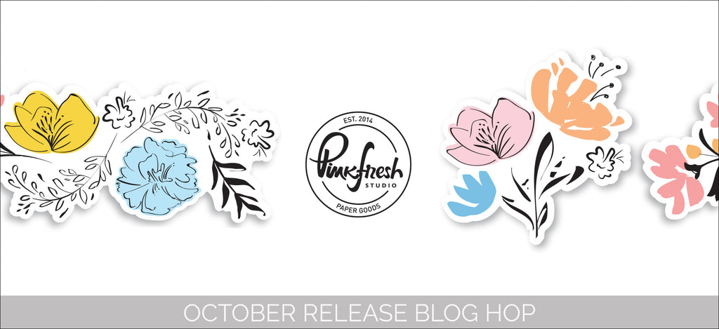 October Stamp & Die Release Blog Hop