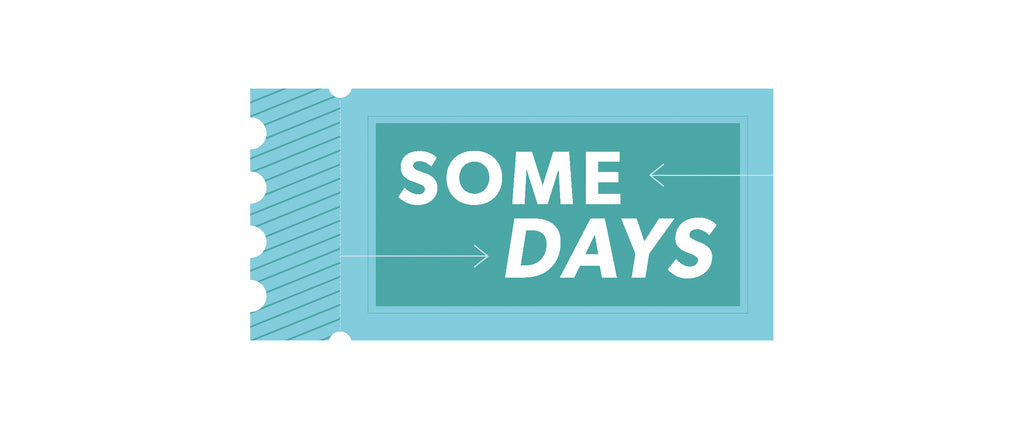 Paper Collection Reveal: Some Days + GIVEAWAY