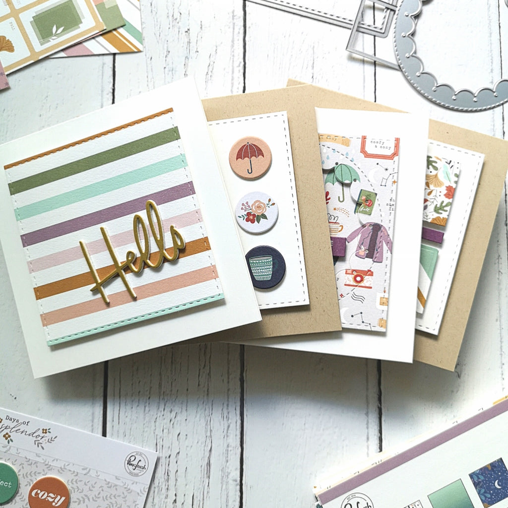 Fall Card Collection┃Maria Peters