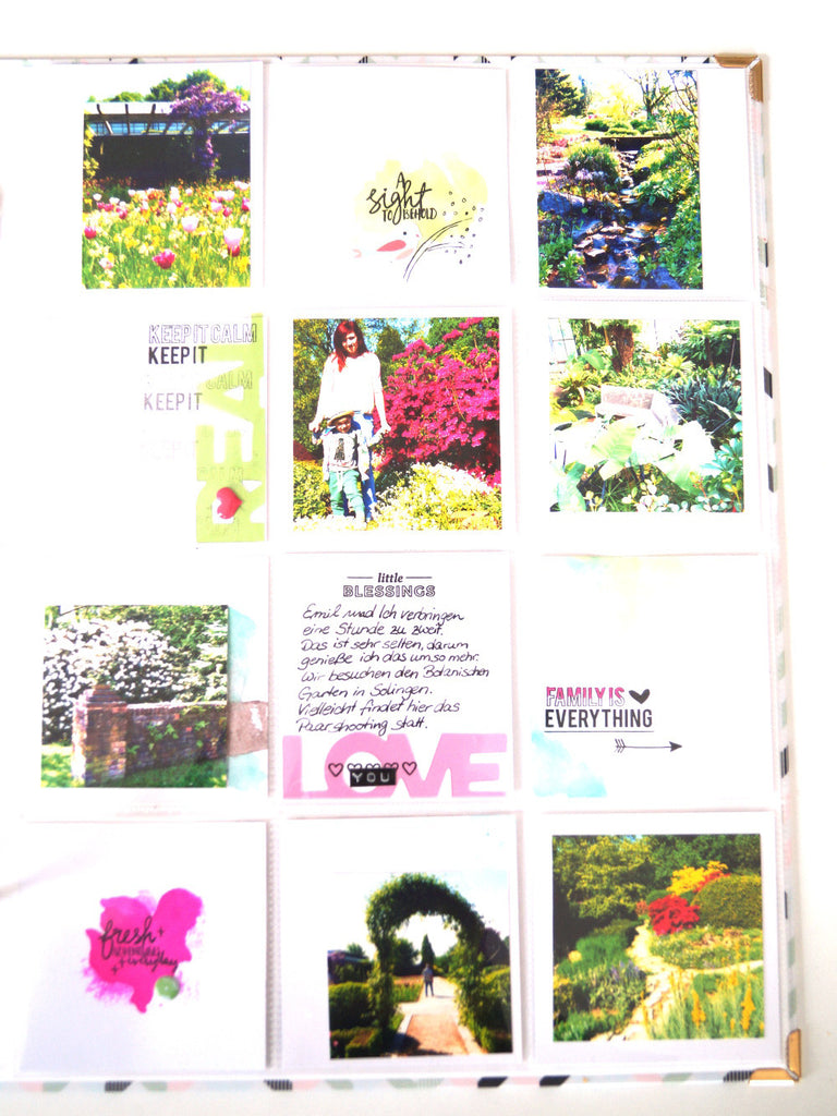 create your own pocket page cards