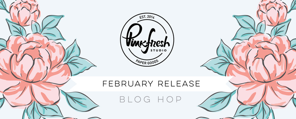 February 2021 Stamp, Stencil & Die Release Blog Hop