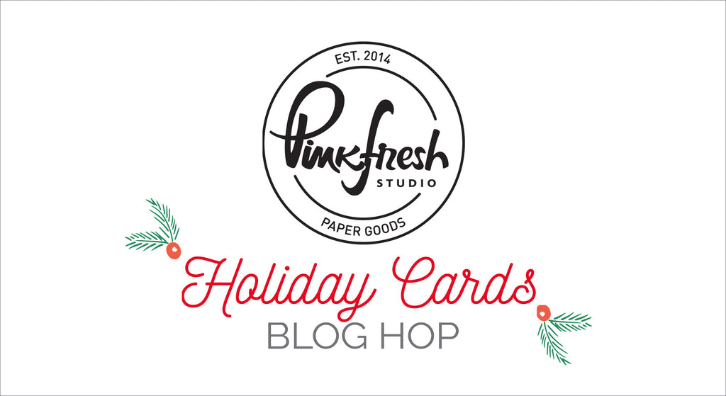 Holiday Cards Blog Hop - Day 1