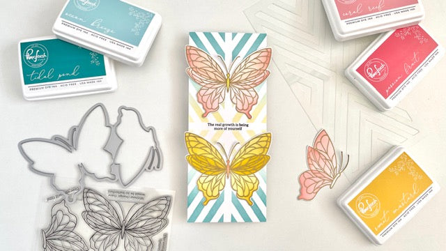 Fluttering by with Butterflies | Erica A-B