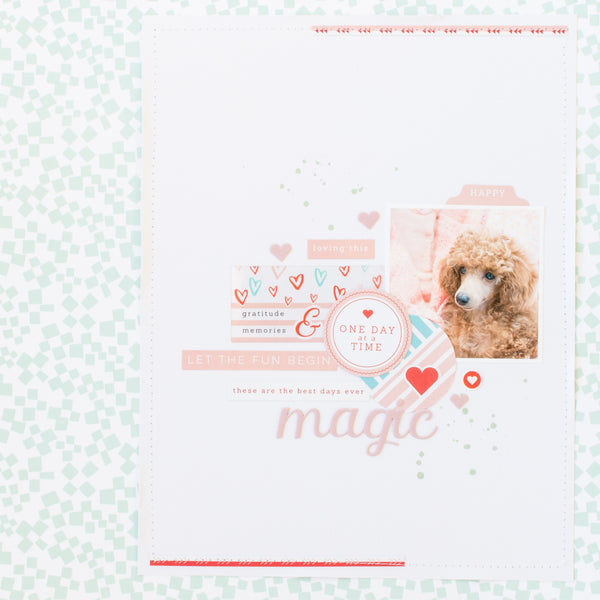 Magic Layout - Mix No. 1 with Veera