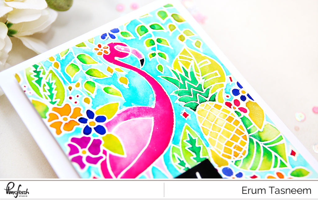 Video: Wet on Wet Watercolouring with Erum