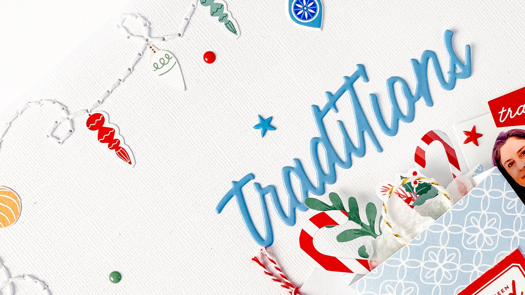 Christmas Gifts Layout | Susi Becerra