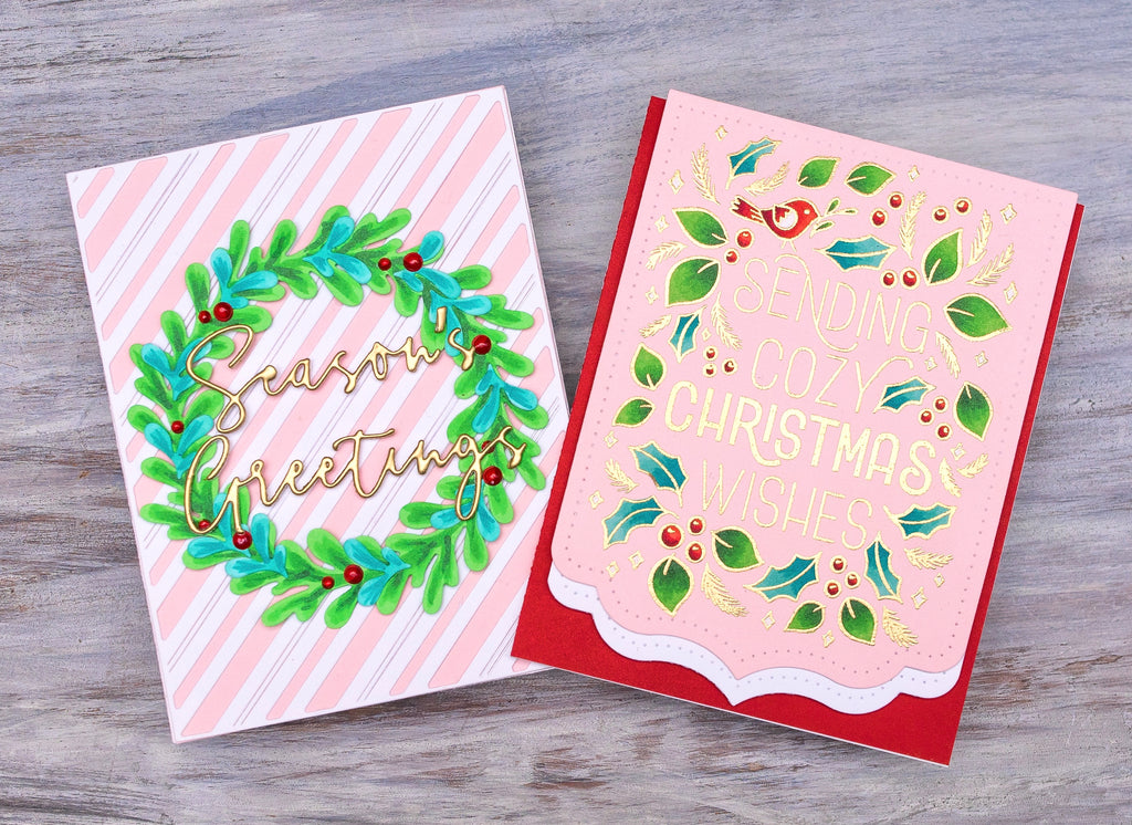 Bright and Merry Holiday Palette | Channin