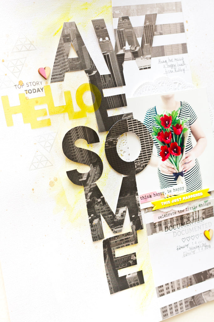 Awesome Layout | Jessy Christopher