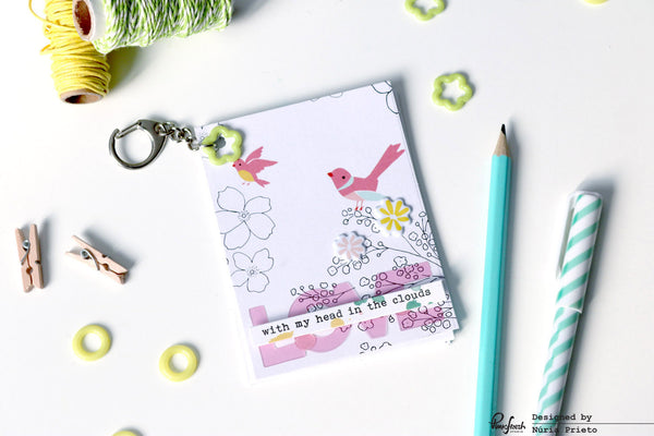 Little Journals by Nuria