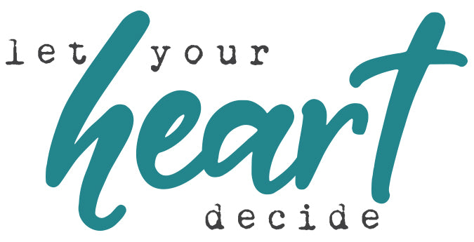 Reveal Day 1: Let Your Heart Decide