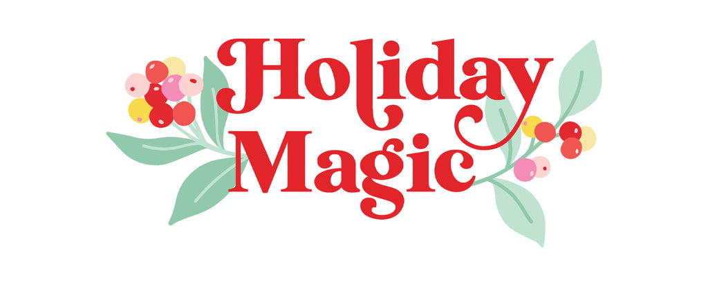 NEW PAPER COLLECTION REVEAL: HOLIDAY MAGIC + GIVEAWAY