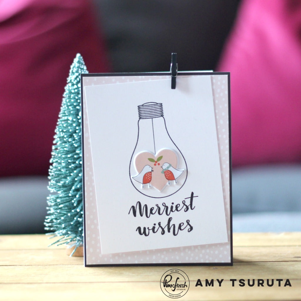 Merriest Wishes Two Ways