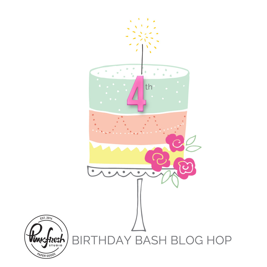 4th Birthday Bash Blog Hop