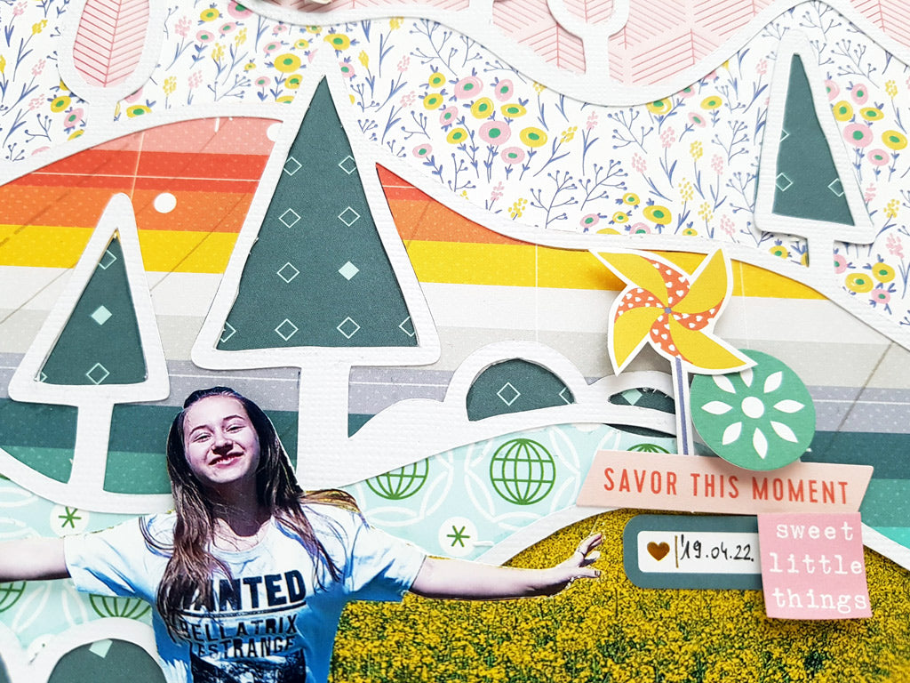 Mix & match layout with Anett Gelencsér