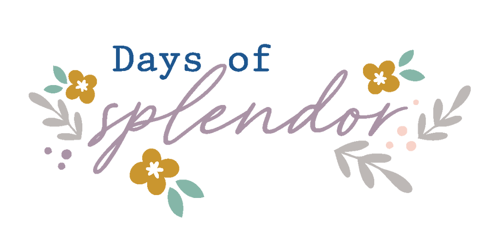 Paper Collection Reveal: Days of Splendor + Giveaway