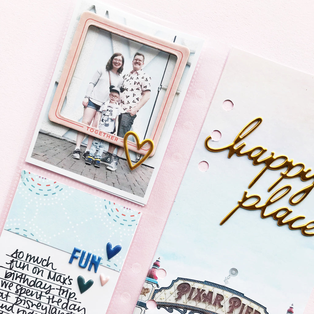 Pocket Pages with Joyful Days Collection