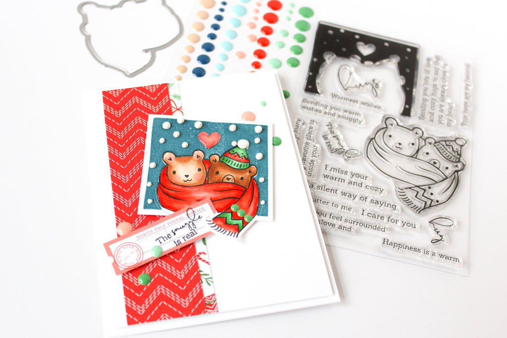 Creating With Patterned Paper - Quick & Easy Holiday Cards
