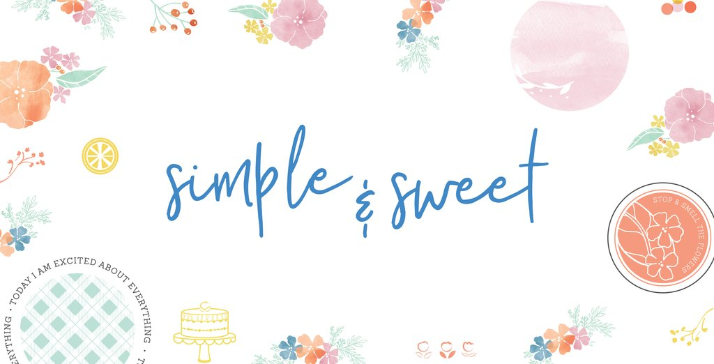 Simple & Sweet Giveaway Winner