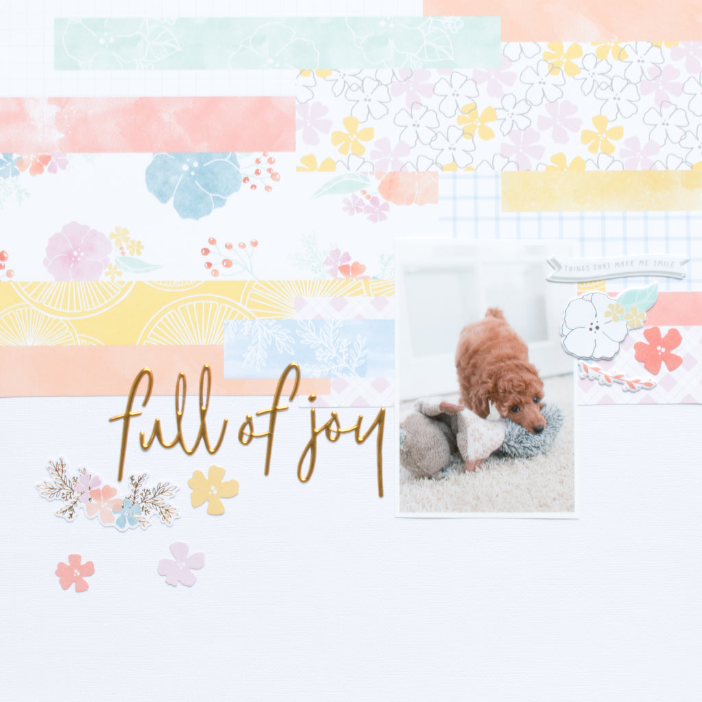 Simple & Sweet layouts with Veera