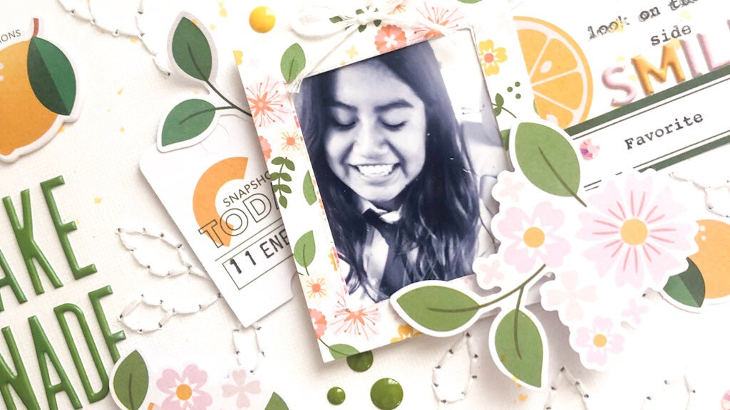 Layout Inspiration with Some Days Collection | Susi Becerra