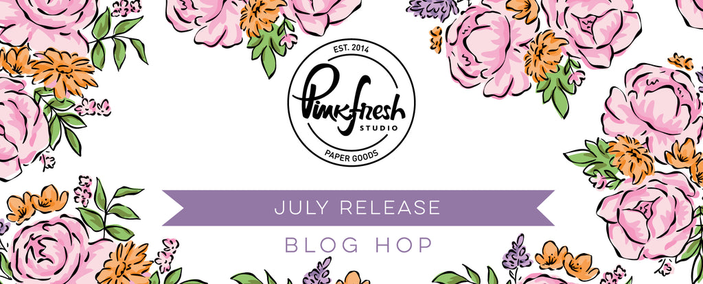 July 2021 Stamp, Die, Stencil, and Hot Foil Release