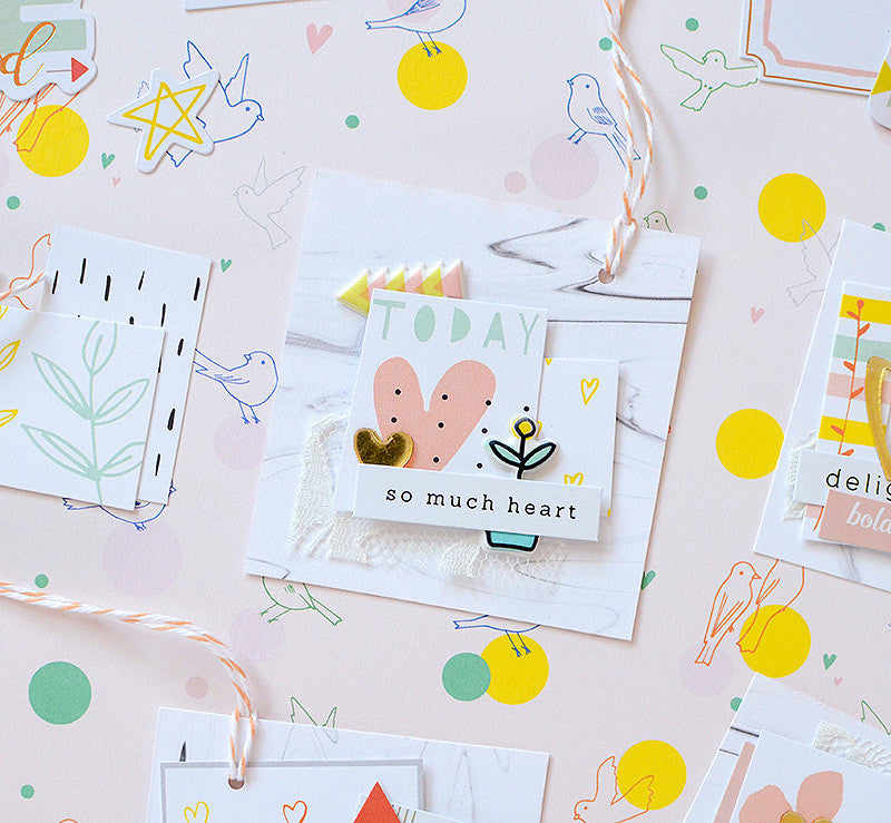 Springtime Cards and Tags w/ Rebecca
