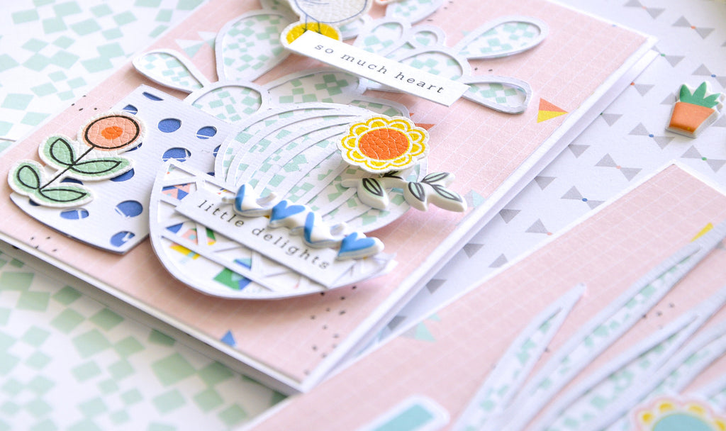 Cards with Dream On collection with Flora Farkas