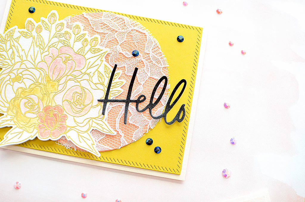 Floral Cards - Old and New | Rebecca Luminarias